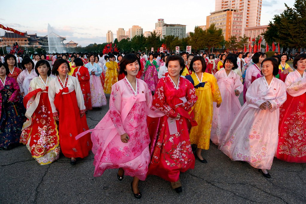 North Korea - 2012 / 2014